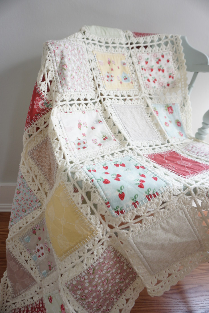 cottage style quilt