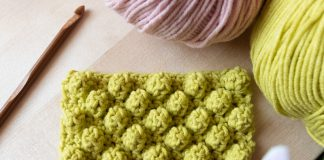 popcorn stitch