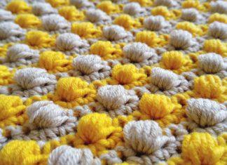 Puff Stitch Crochet