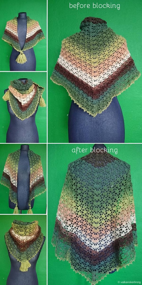 What is Crochet Blocking - Crochetpedia Encyclopedia of Crochet