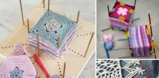What is Crochet Blocking - Crochetpedia Encyclopedia of Crochet