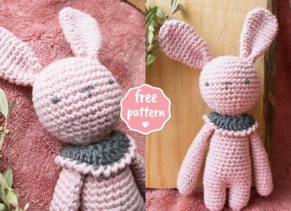 Amigurumi Rose Doll Free Pattern – Amigurumi Free Patterns And ... | 235x324