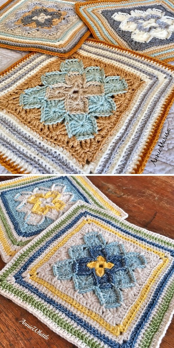 Bavarian Beauty Maggie Rose Free- Crochet Pattern