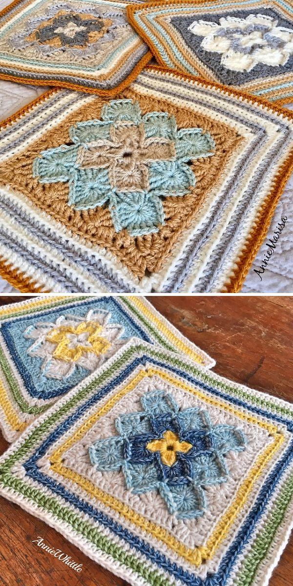Bavarian Beauty Maggie Rose Free- Crochet Pattern