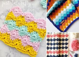 Fantastic Harlequin Stitch Ideas Free Patterns