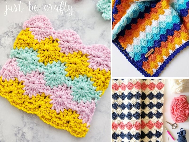 Fantastic Harlequin Stitch Ideas Free Patterns