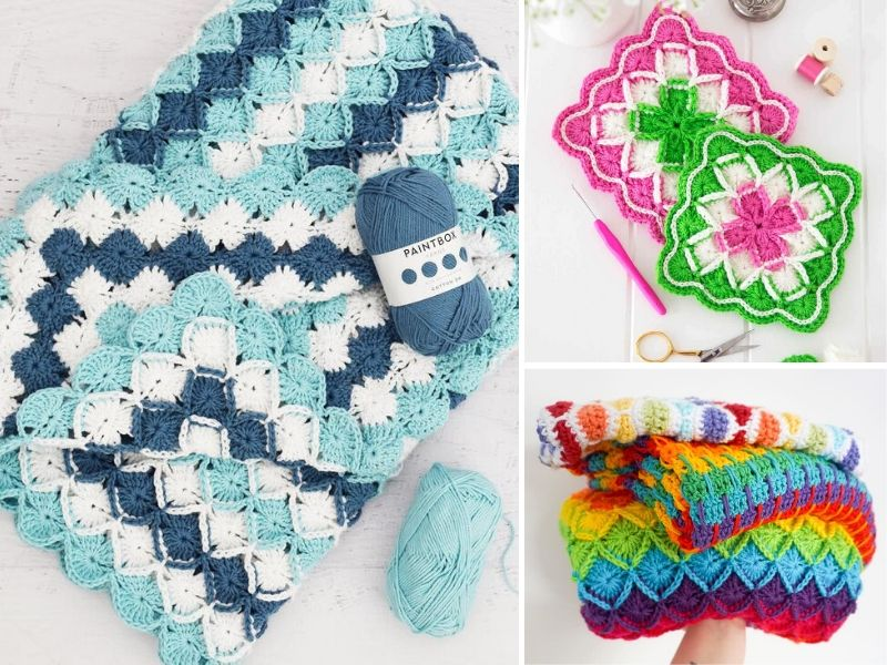 Beautiful Bavarian Stitch Ideas