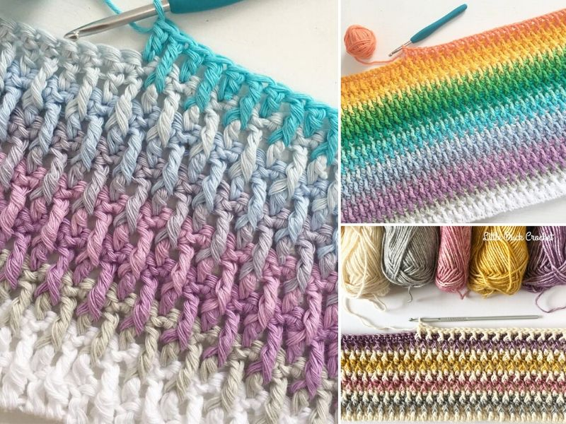 Dreamy Alpine Stitch Ideas