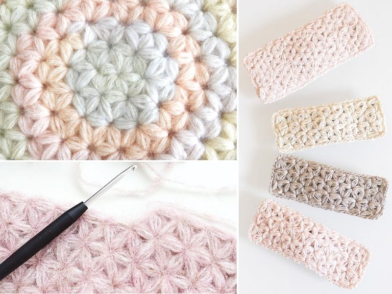 Elegant Jasmine Stitch Ideas Free Patterns