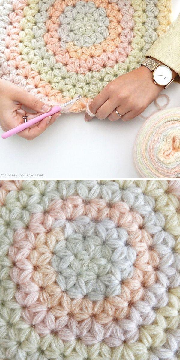 Jasmine Stitch by LindseySophie v/d Hoek