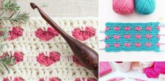 Easy Heart Stitch Ideas