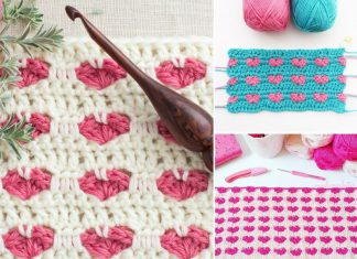 Easy Heart Stitch Ideas