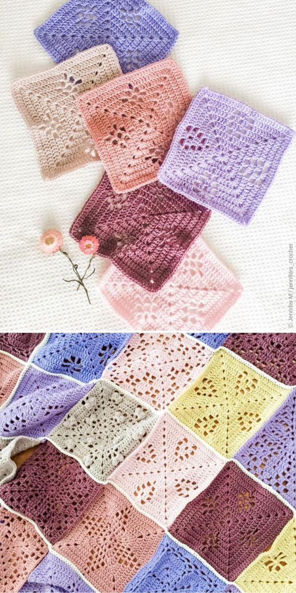Nature's Walk CAL by jennifers_crochet