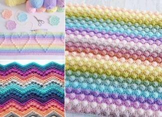 Fun Bobble Stitch Crochet Ideas