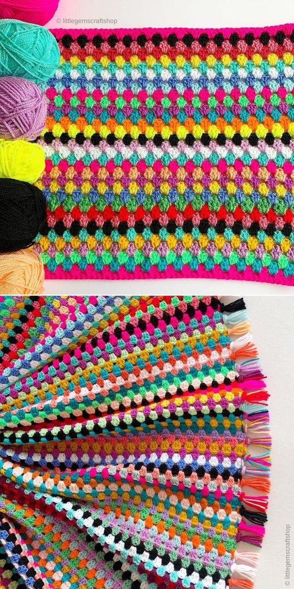 Little Happy Blanket by Little Gems