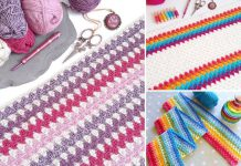 Granny Stripe Crochet Ideas