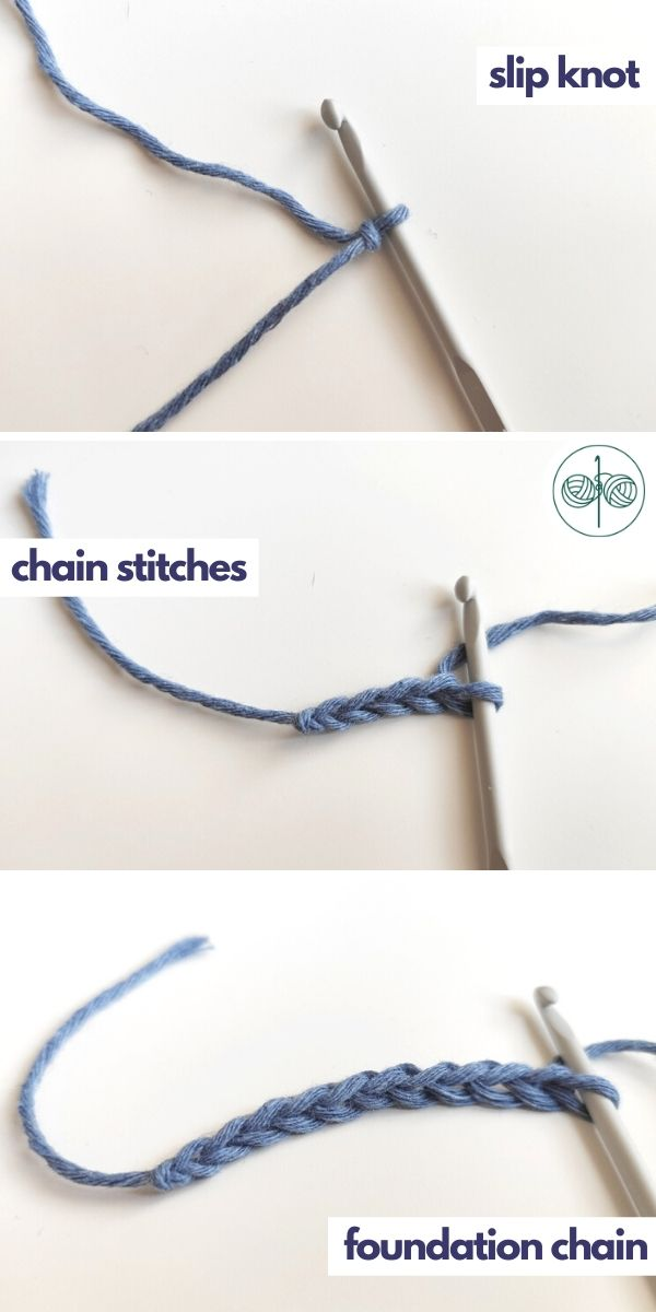 How to Make a Classic Foundation Chain