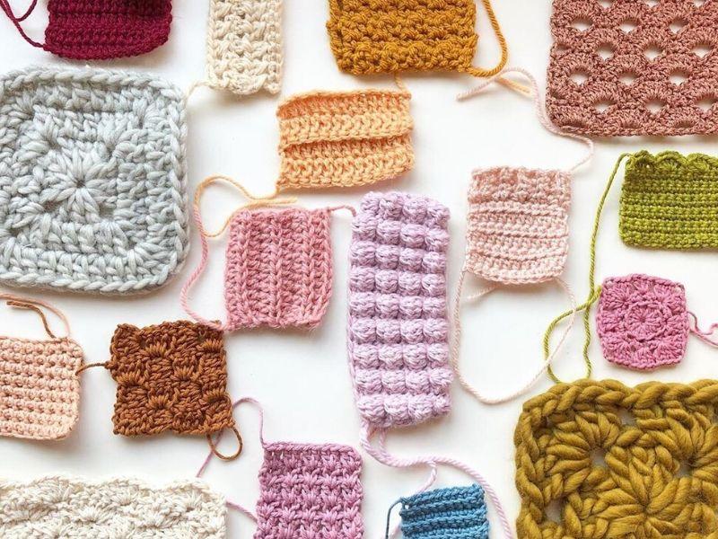 Crochet Swatches