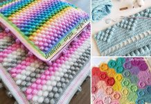 Creative Popcorn Stitch Ideas