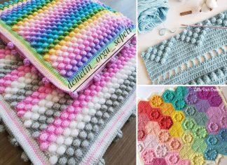 Creative Popcorn Stitch Ideas