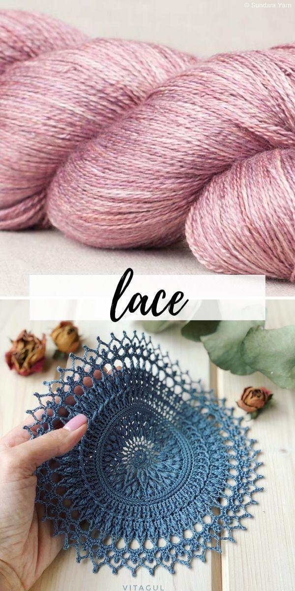 lace weight yarn