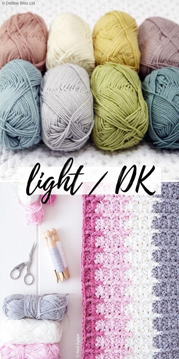 light weight yarn