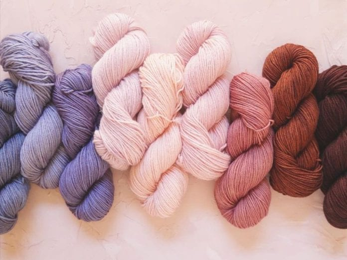 yarn ball types