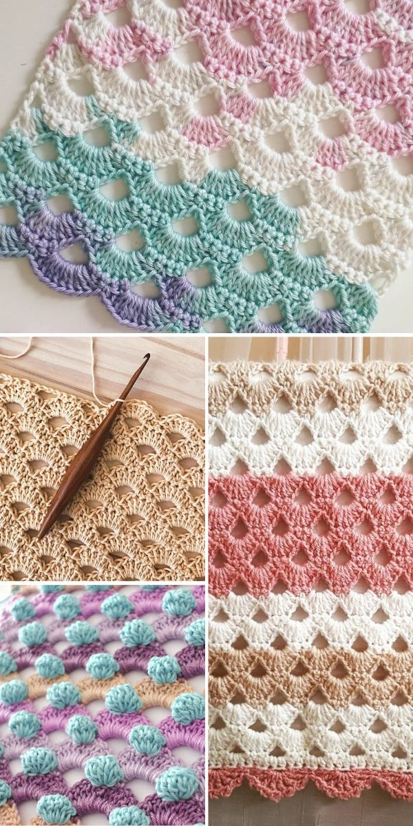 Arcade Stitch Crochet Projects