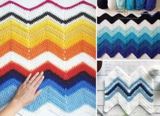 Chevron Stitch Ideas