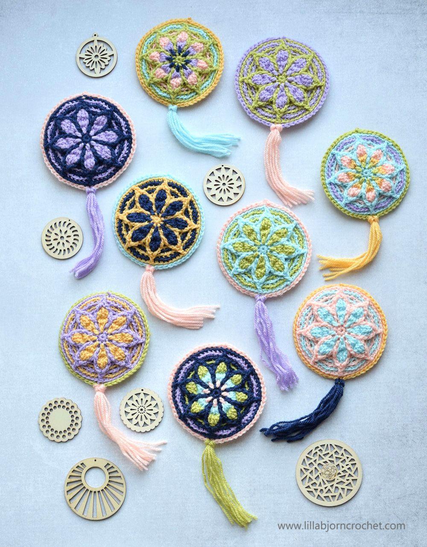 micro rozeta pieces